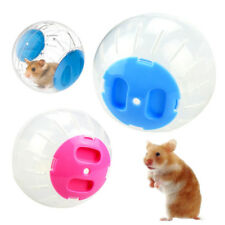 10/12 Funny Hamster Guinea Pig Exercise Running Ball Play Gyro Toy Plastic Pets