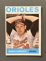 1964 Topps #285 Robin Roberts HOF VGEX Baltimore Orioles