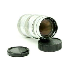VTG JUPITER-11 4/135mm Tele Lens M42 USSR 1958 Portrait Sonnar Mirrorless DSLR