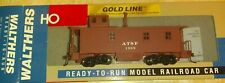 Walthers HO Santa Fe Gold Line 1300 Series Caboose, Road # 1333, new