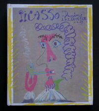 "Picasso, ""His recent Drawings 1966-1968. NEW YORK/PARIS 1969. RENE CHAR"