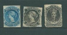 Used Postal History North American Stamps