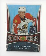 2007-08 Upper Deck Trilogy #147 Cory Murphy RC Rookie Panthers /999