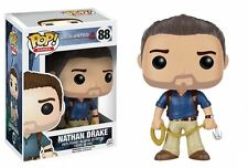 Funko Pop Games Uncharted 4 A Thief's End: Nathan Drake Vinyl Action Figure Toy
