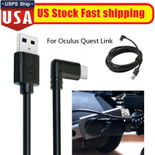 For Oculus Quest Link 10ft Cable USB 3.1 USB C to USB A Type-C Charging Cord USA