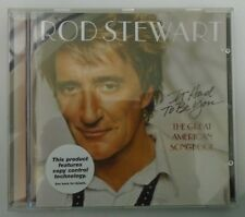 ROD STEWART ~ It Had To Be You The Great American Songbook ~ CD ALBUM
