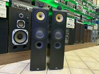 Bowers & Wilkins B&W 704 Serie I 150 Watts RMS Hi End monitor Two Way Like New