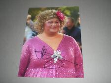 Cindy aus Marzahn signiert signed autograph Autogramm auf 20x28 Foto in person