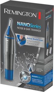 Remington NE3850 Schwarz-Blau Nasen & Ohr Haarschneider