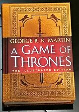 George R. R. Martin - A Game of Thrones Illustrated Ed - SIGNED 1st