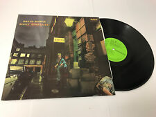 David Bowie ‎– Ziggy Stardust Spiders From Mars VINYL LP GREEN RCA A1/B1 MINT/M-