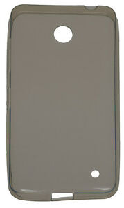 Slim Clear TPU Silicone Gel Soft Skin Case Cover For Nokia Lumia 630 635