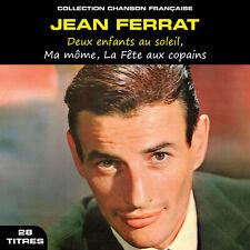 CD Collection chanson française : Jean Ferrat / 28 titres