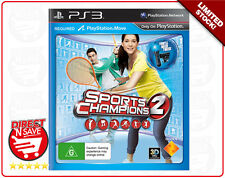 Sports Champions 2 PS3 Playstation Game, BRAND NEW, cheapest on eBay!!