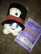 Nwt New Bark Box Dog Lot Chew Treats Toy Hat Hare Barkbox Medium Large