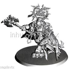 AOS14 MIGHTY LORD OF KHORNE WARBAND WARHAMMER AGE OF SIGMAR BITZ E1à9 R60