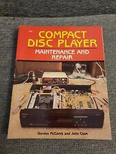 Compact Disc Player Maintenance and Repair Gordon McComb and John Cook