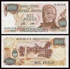 Argentina - 1000 Pesos ND 1976-1983 Pick 304b1  SC = UNC