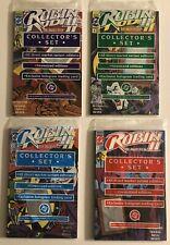 DC Comics Robin II Miniseries Collectors Sets #1 #2 #3 #4 Sealed Batman Complete