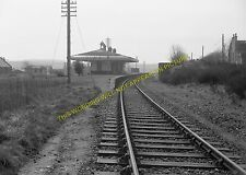 Ellon Railway Station Photo. Esslemont to Arnage and Auchmacoy Lines. GNSR. (6)