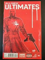 ALL NEW ULTIMATE #3 (2014 MARVEL NOW! Comics) VF/NM Comic Book
