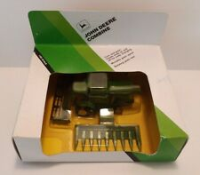 Ertl  - John Deere Combine - # 550 - 1/50 Scale - *New - In Box - Unpunched*