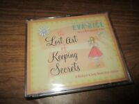 The Lost Art of Keeping Secrets Audio Book CD Disks (NEW)  Eva Rice