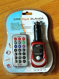 Car MP3 Player Unopened and unused
