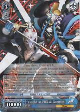 Yusuke as FOX & Goemon P5/S45-E077 RR 1x Near Mint Weiss Schwarz