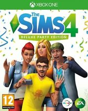 The Sims 4: Deluxe Party Edition (Xbox One) VideoGames ***NEW***