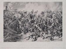 Franz Gerasch Principe Carl Schwarzenberg Kürassier Reggimento Zeschwitz Mulino