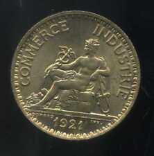 FRANCE   FRANCA 1 franc CHAMBRE DE COMMERCE 1921  SPL  ( bis )