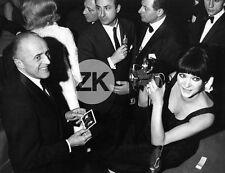 ANNA KARINA Photographe René CLAIR Camera POLAROID Célébrité Photo 1960s