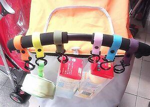 AU Seller pram stroller hooks hangers  brand new
