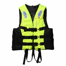 Adult Kids Lifesaving Vest Aid Sailing Boating Sports Swimming Life Jacket S~3XL