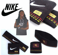 New Nike Ronaldinho Brazil Tennis Sports Headband & Wristband Pack rrp £25 Sale