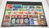 German DDR 1966 SC#808-872, Stamps, 66 Pieces/25 Set, Mint Never Hinged, MNH VF