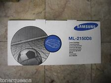 New ! Genuine Samsung  ML-2150 ML-2151N ML-2152W Black Toner ML-2150D8