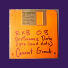 Korg EXB 08 Concert GrandPRELOAD FLOPPY disc Performance Data triton