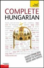 Complete Hungarian: A Teach Yourself Guide (TY: Language Guides), Zsuzsa Pontife