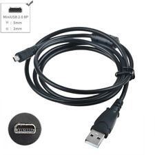 3ft USB Battery Charger Data SYNC Cable Cord for Olympus camera VG-120