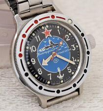 Reloj Ruso Buzo anfibio Vostok Urss Militar Soviética CCCP Submariner Boctok