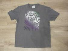 Tom Tailor   T-Shirt Shirt  m. Druck, grau,    Gr.  L,  neu wertig