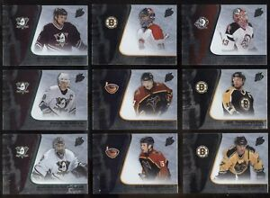 2002-03 PACIFIC QUEST FOR THE CUP NHL HOCKEY CARD 1 TO 150 SEE LIST