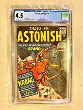Tales To Astonish #14  - CGC 4.5  - Atlas Comics 12/60