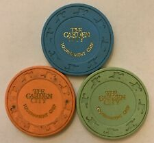 California The Garden Casino Three NCV Chips