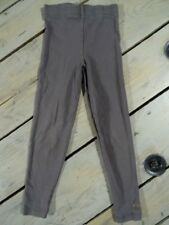 Leggings long gris anthracite uni OKAÏDI Taille 4 ans