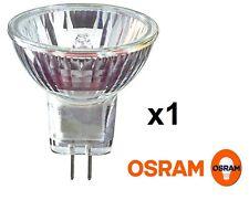 x 1 Osram 10w 20w 35w MR11 Lampe Spot Halogène 12v GU4 Ampoule Réflecteur
