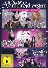 Die Vampirschwestern 1-3 Alle 3 Filme 3 DVDs NEU OVP Teil 1+2+3