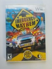 Pre Owned Wii Video Game - Emergency Mayhem for  Nintendo Wii Gaming System Z